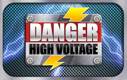 Danger! High Voltage -slotti