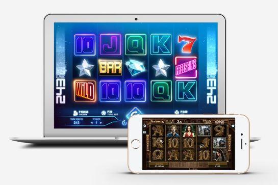 Casino Classic toimii hyvin myös mobiililaitteilla.