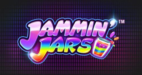 Jammin Jars -kolikkopelin logo