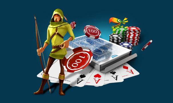 Lucky Nugget tarjoaa monipuolisesti kasinopelejä