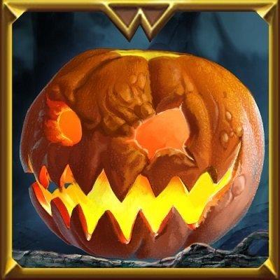 Halloween Jack -slotin Wild-symboli