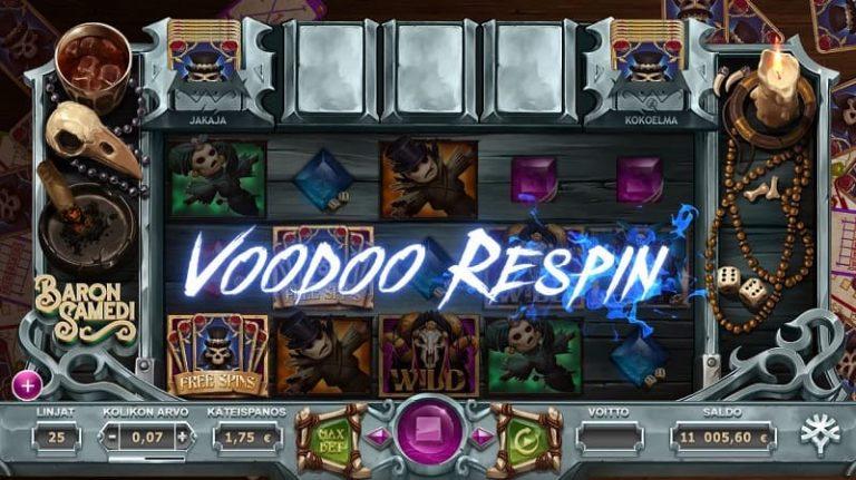 Baron Samedi Voodoo Respin