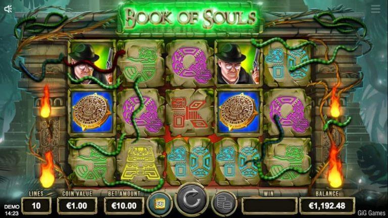 Book of Souls käärmekierros