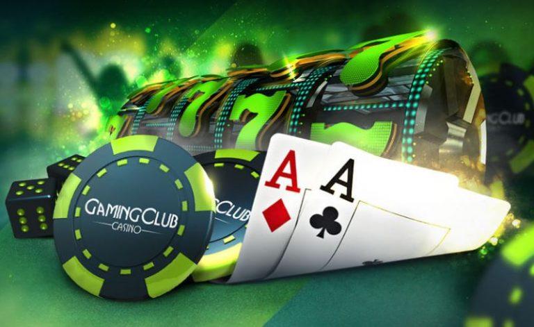 Gaming Club -nettikasinolta löytyvät slotit ja pöytäpelit.