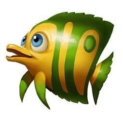 Golden Fishtank kala