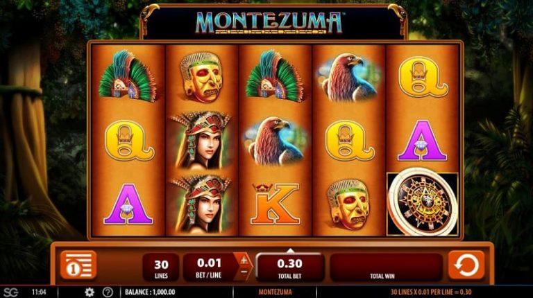 Montezuma-kolikkopeli