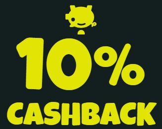 Prank Casinolta 10% cashback