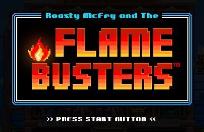Thunderkick Flame Busters
