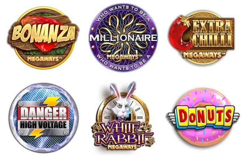 Big Time Gaming kasinot pelit
