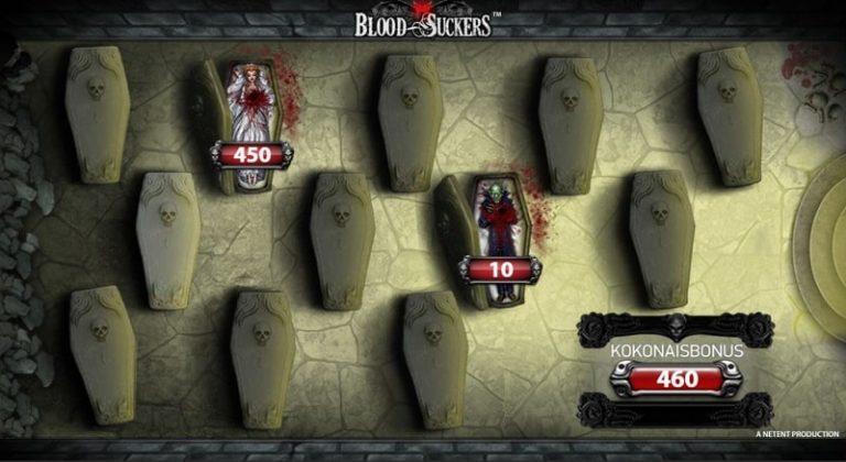 Blood Suckers -bonuspeli