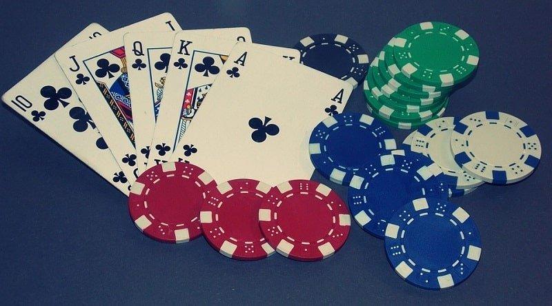 Casino Gods pöytäpelit