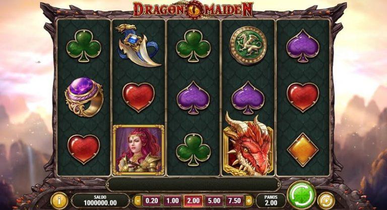 Dragon Maiden -slotti