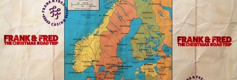Frank & Fred kiertueella – kasinon väki reissaa myös Suomessa!
