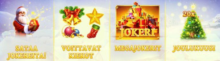 Jingle Bells bonukset