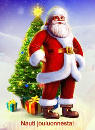 Jingle Bells joulupukki