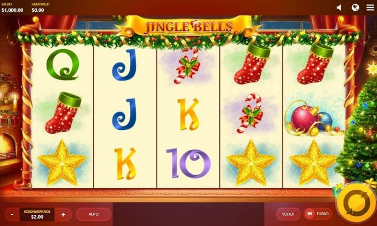 Jingle Bells kolikkopeli