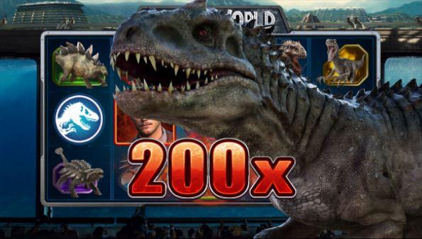 Jurassic World -pelin Indominus-toiminto