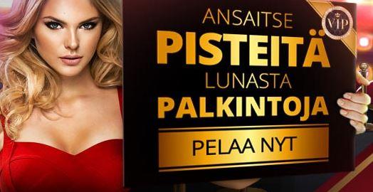 Hopa Casino VIP-ohjelma
