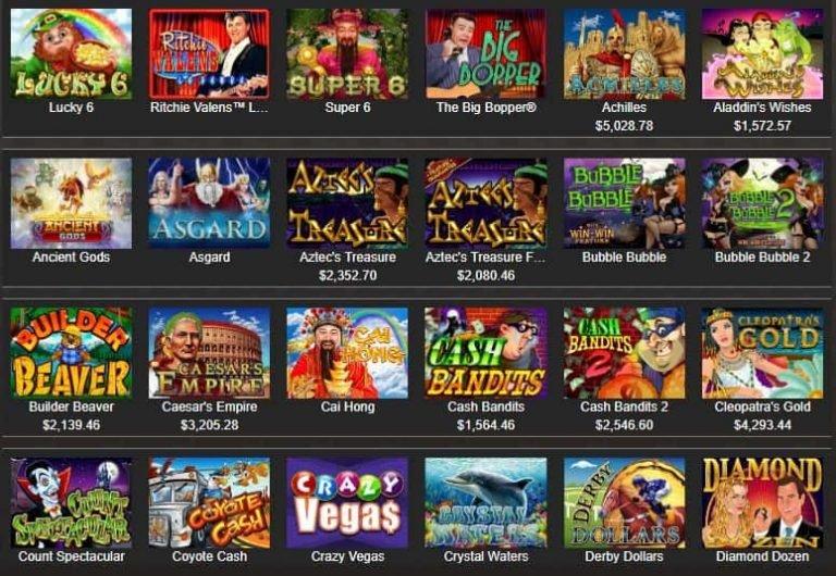 Kudos Casino kolikkopelit