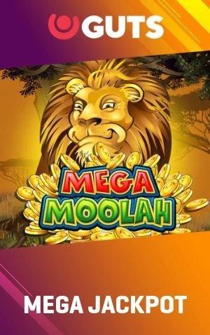 Mega Moolahissa jättipotti