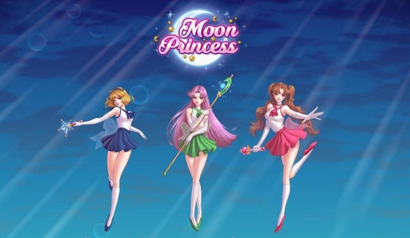 Moon Princess -slotti