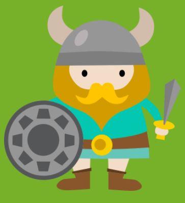 NordiCasinolla on viikinkejä