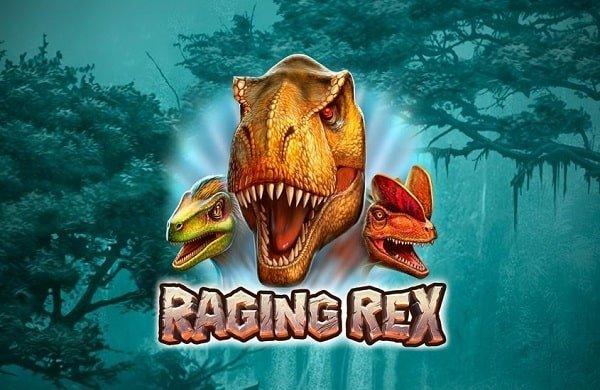Raging Rex Play'n GO