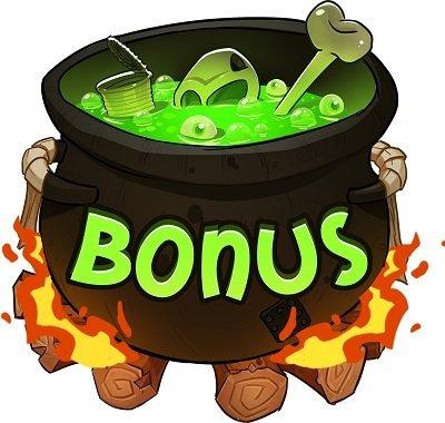 Trolls Bridge bonussymboli