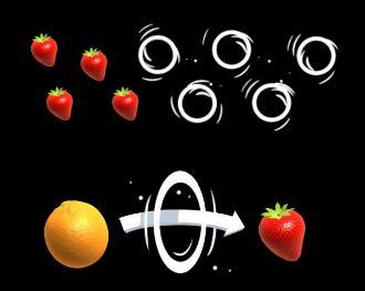 Fruit Warpin pelaaminen