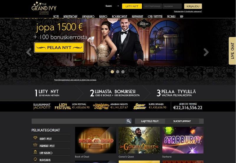 Grand Ivy Casino