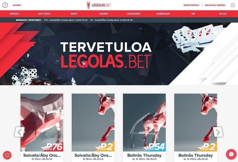 Legolas.bet Casino