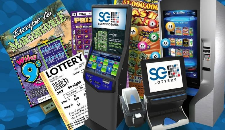 Scientific Games tarjoaa monenlaisia rahapelejä.