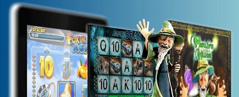 Scientific Games tuottaa monenlaisia pelejä.