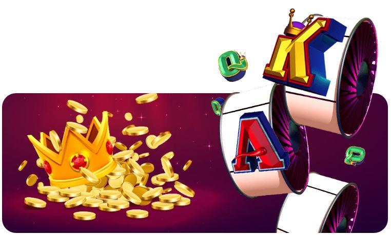 Spin Casino tarjoaa paljon kolikkopelejä