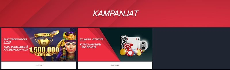 legolasbet casino kampanjat