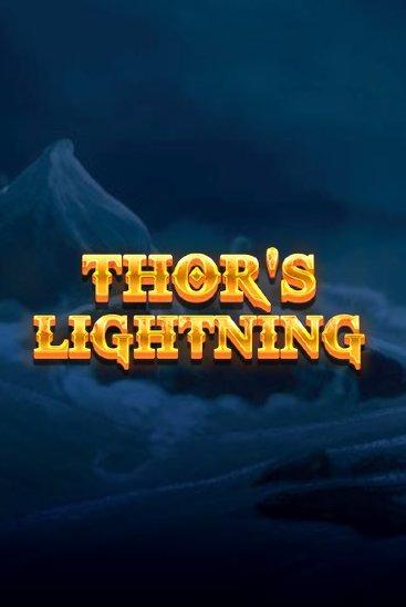 thor's lightning kolikkopeli logo
