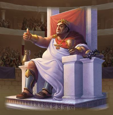 Champions of Rome lohdutuspalkinto
