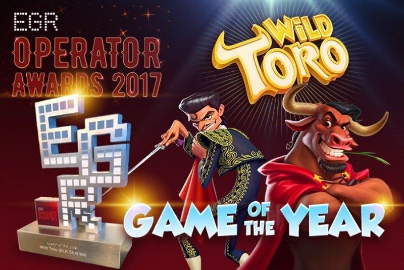 Elk Studiosin Wild Toro valittiin vuoden peliksi