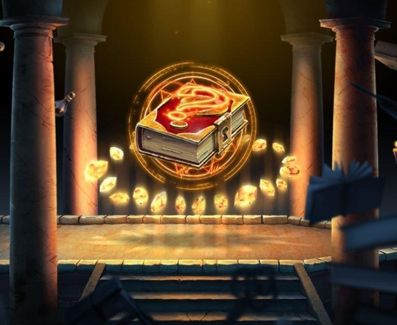 Golden Grimoire mysteeri symboli