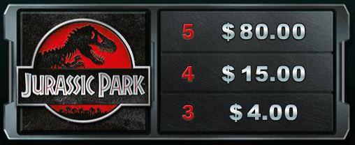 Jurassic Park wild