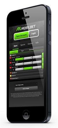 Mobilebet sopii loistavasti mobiililaitteille