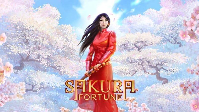 Sakura Fortune -kolikkopeli