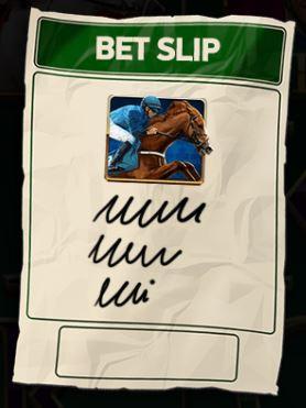 Scudamore's Super Stakes Bet Slip