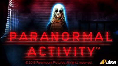iSoftBet Paranormal Activity