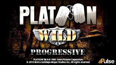 iSoftBet Platoon Wild Progressive