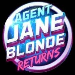 Agent Jane Blonde Returns scatter