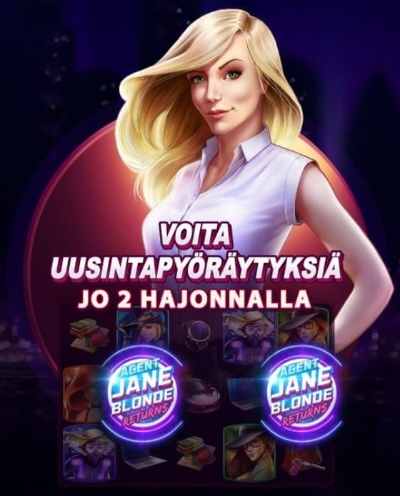 Agent Jane Blonde Returns pelin toiminto