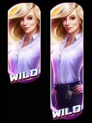 Agent Jane Blonde pinoutuvat wildit