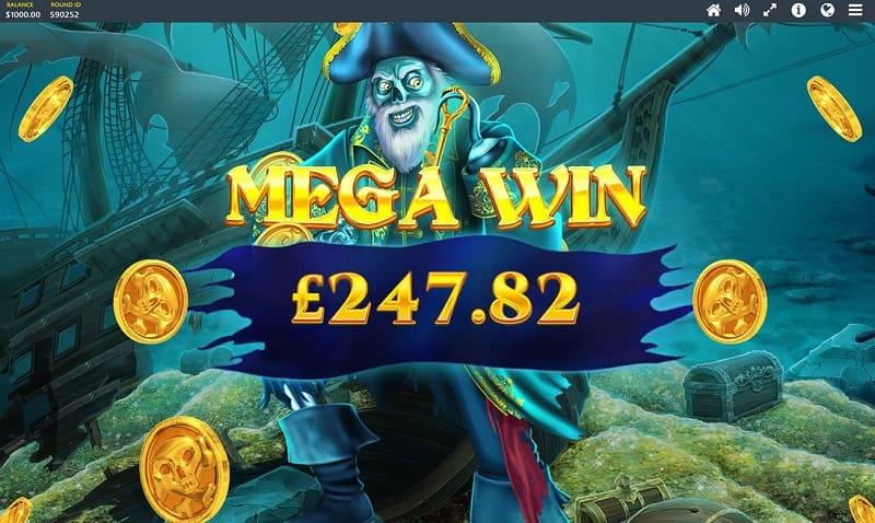 Pirates' Plenty iso voitto