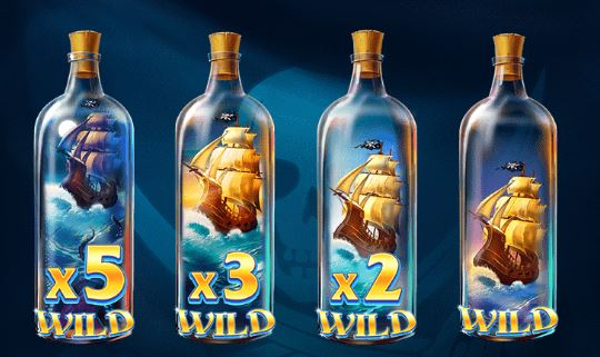 Pirates' Plenty wildit
